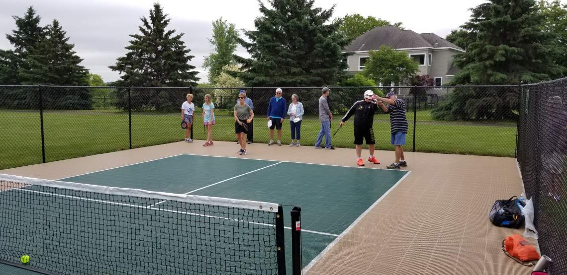 15-USAA-Pickleball-coach-Mike-Lammers-2-hour-demonstration