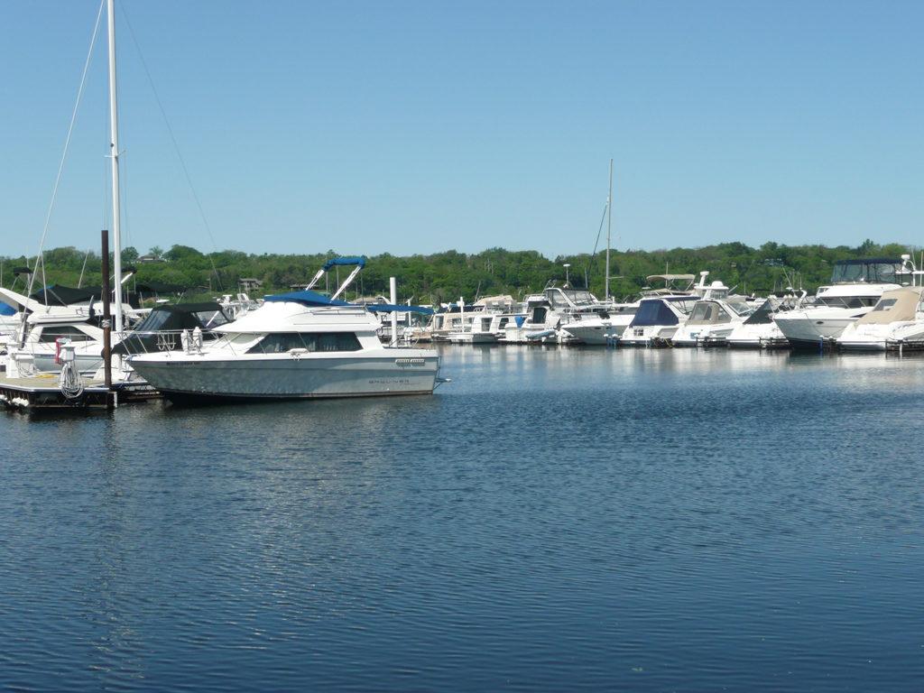 St. Croix Marina in Hudson, WI