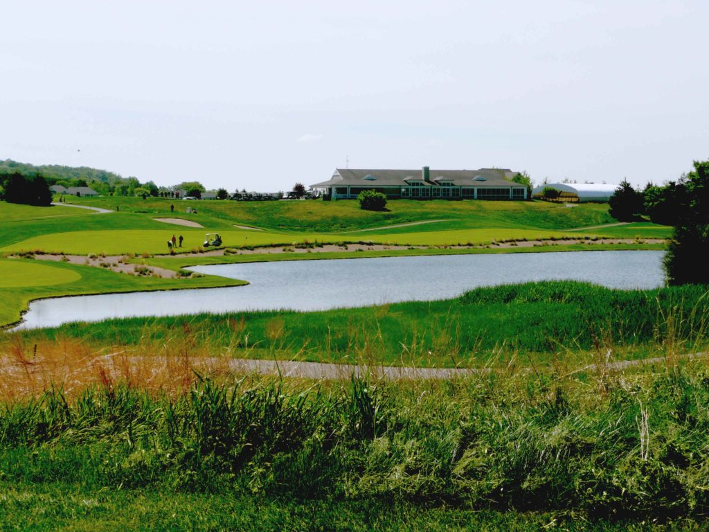 Troy Burne Golf Club in Hudson, WI