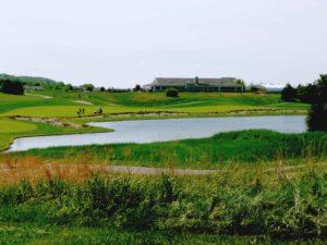 Troy Burne Golf Course in Hudson, WI