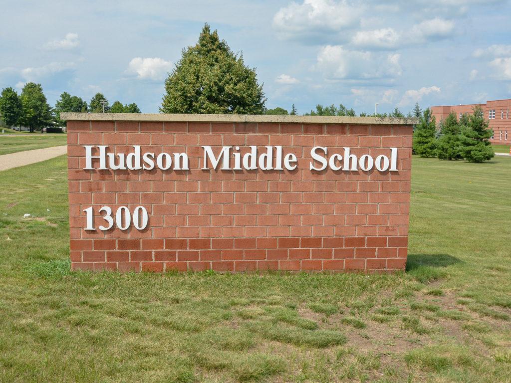Hudson Middle School in Hudson, WI