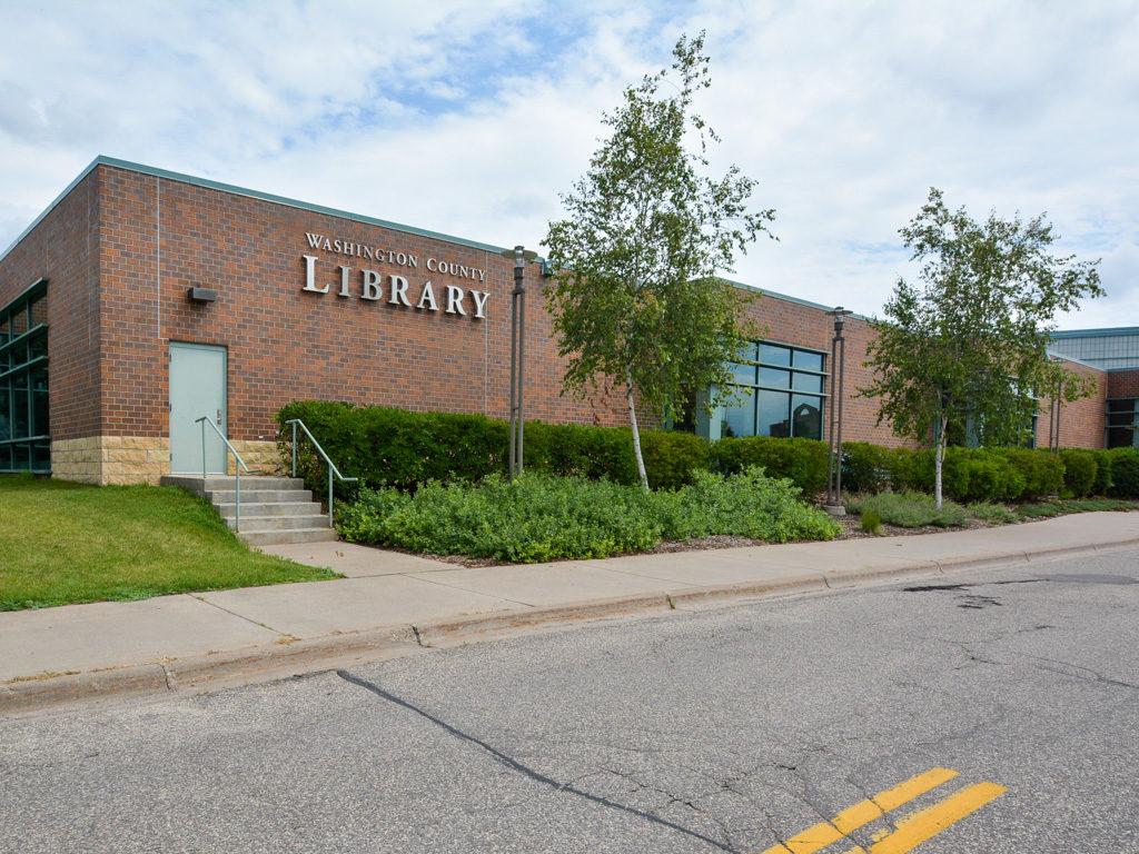 Woodbury MN Washington County Library