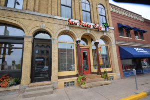San Pedro Cafe in Downtown Hudson, WI