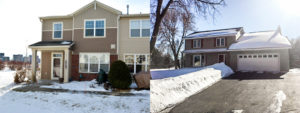 Woodbury, MN Town Home to Single Family Move Up Buyers