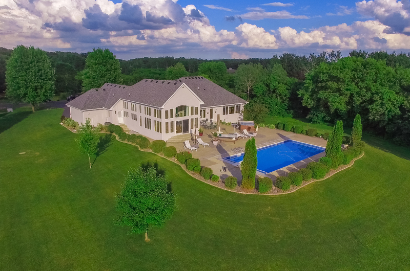 Aerial Photography for Real Estate in Stillwater, MN