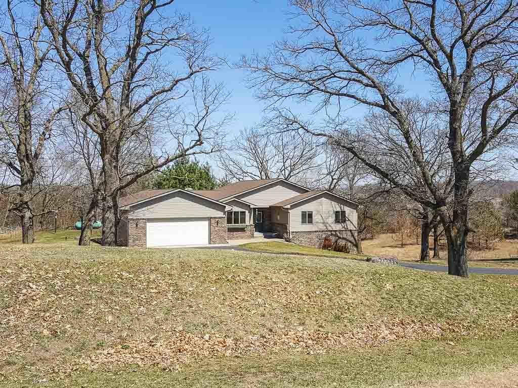 Star Prairie WI Home with Acreage