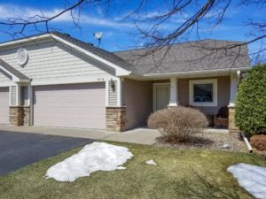 Hudson WI One Level Town Home SOLD!
