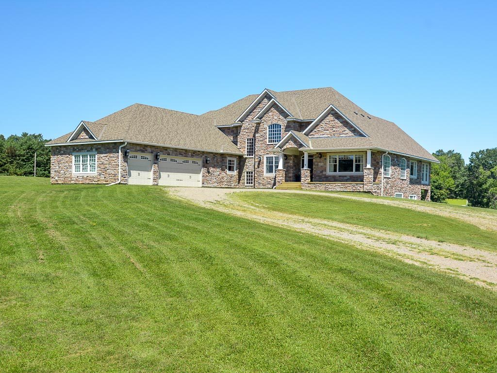 Click photo for full listing information on this handicapped accessible luxury home in Stillwater, MN