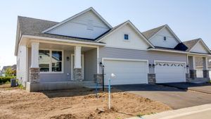 Hudson WI New Construction Twin Home