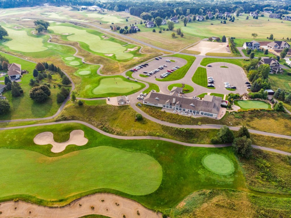 Troy Burne Golf Village