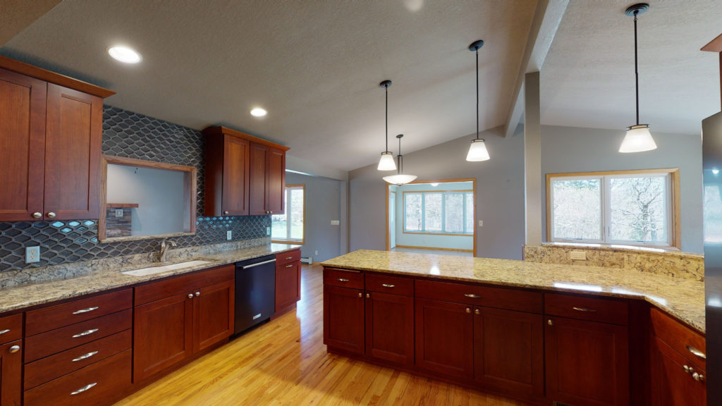Showing kitchen of Afton, MN home for sale
