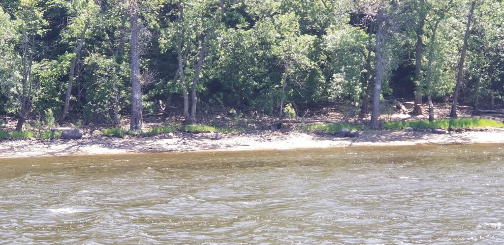 St. Croix River frontage for 222 Sommers Landing Rd N, Hudson WI