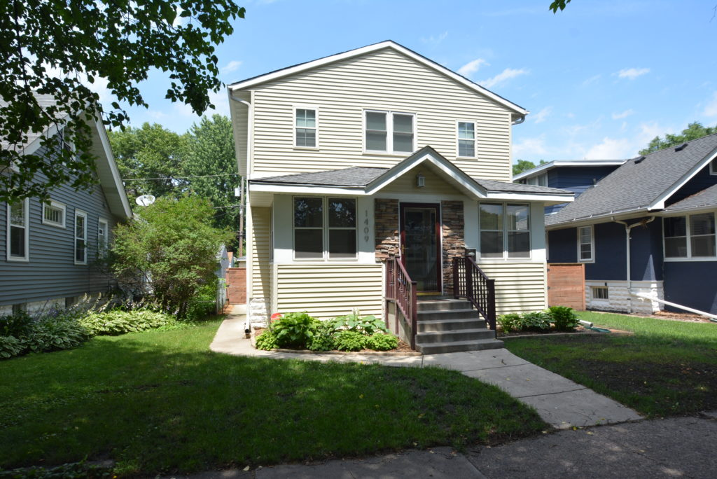 1409 Juliet Ave, St. Paul MN Home for Sale!