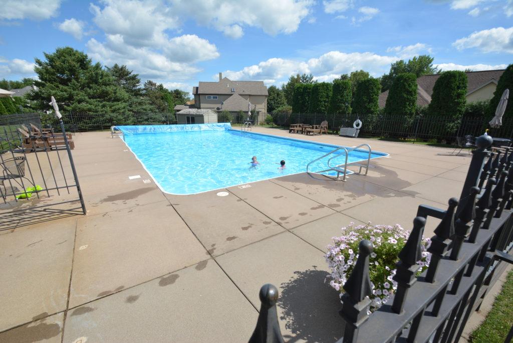 Community Pool for Larson Landing Residents